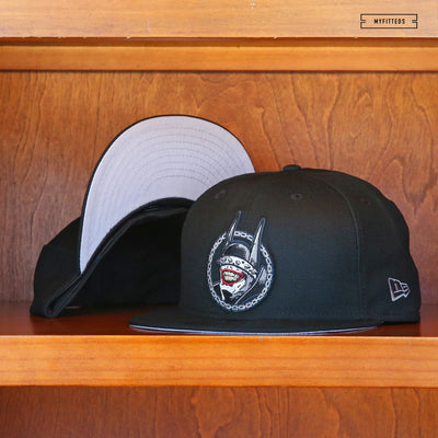 THE BATMAN WHO LAUGHS DC COMICS NEW ERA FITTED CAP