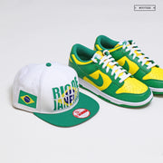 RIO DE JANEIRO, BRAZIL FLAG SIDE PATCH NEW ERA 9FIFTY ORIGINAL FIT SNAPBACK