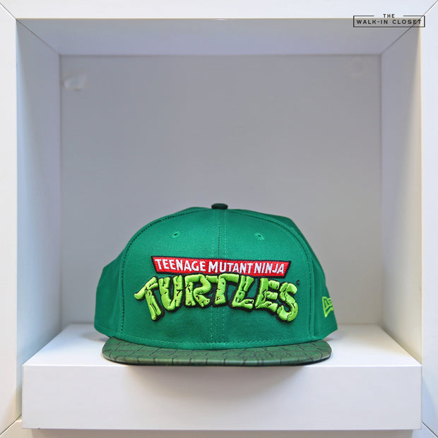 TEENAGE MUTANT NINJA TURTLES SHELL CAP CITY SEWERS NEW ERA STRAPBACK