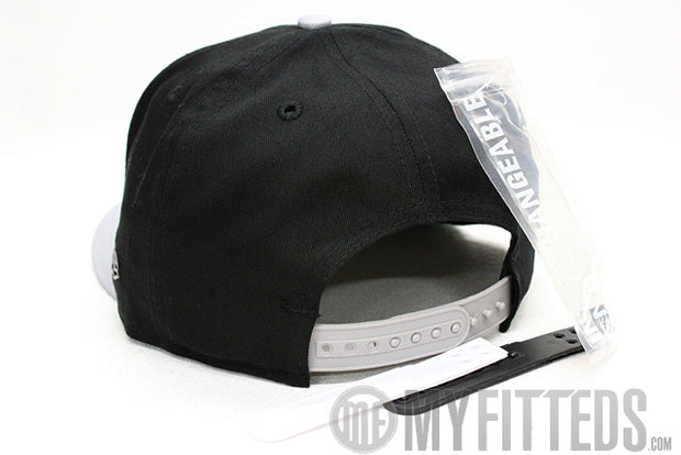 San Antonio Spurs Throwback Change Snap Black NewEra Snapback