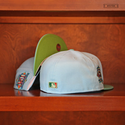 SAN FRANCISCO GIANTS 1961 & 1984 ALL STAR GAME 1960'S NEW ERA FITTED CAP