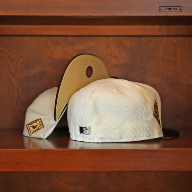 TEXAS RANGERS 1995 ALL-STAR GAME GITD PACK NEW ERA FITTED CAP