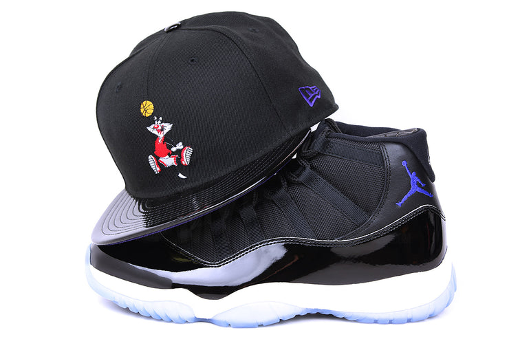"Looney Tunes Sylvester the Cat Tunesquad Air Jordan XI ""Space Jam"" OG New Era Hat"