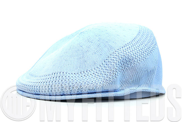 Kangol Tropic Ventair Baby Blue Summer Hat