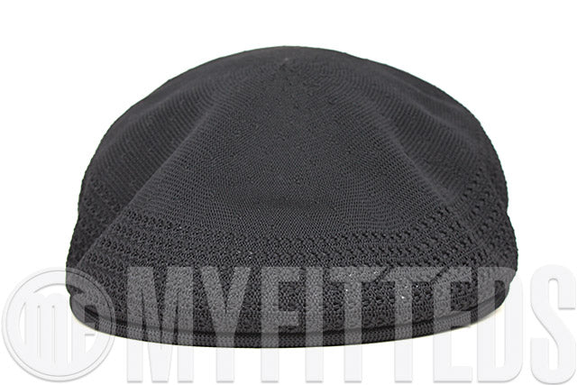 Kangol Tropic Ventair Black Summer Hat