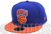 New York Knicks 1998 NBA All Star Game Side Patch Team Colored New Era Fitted Hat