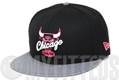 "Chicago Bulls Jet Black Gunmetal Reflect Infrared Bliss Air Jordan V Low ""Neymar Jr"" Matching New Era Hat"