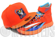 "Cleveland Cavaliers Atomic Saffron Zoom Hyperrev ""Cavs"" / PW NMD HU TR New Era Hat"