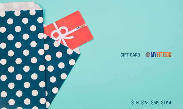 The myfitteds.com Gift Card