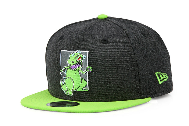 "NICKELODEON RUGRATS ""REPTAR"" NEW ERA 9FIFTY SNAPBACK HAT"