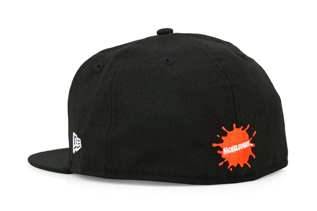 NICKELODEON RUGRATS REPTAR SEQUENCE NEW ERA FITTED CAP