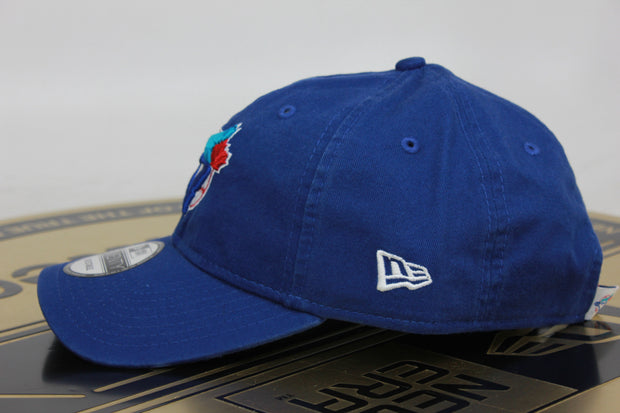 TORONTO BLUE JAYS NEW ERA 9TWENTY ADJUSTABLE STRAPBACK DAD HAT