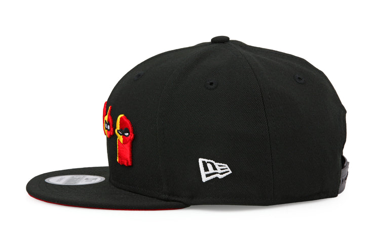 DISNEY PIXAR THE INCREDIBLES FACES 9FIFTY NEW ERA SNAPBACK HAT