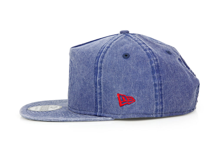 CLEVELAND CAVALIERS DENIM FOAMPOSITE HOOK THE GOLFER NEW ERA SNAPBACK