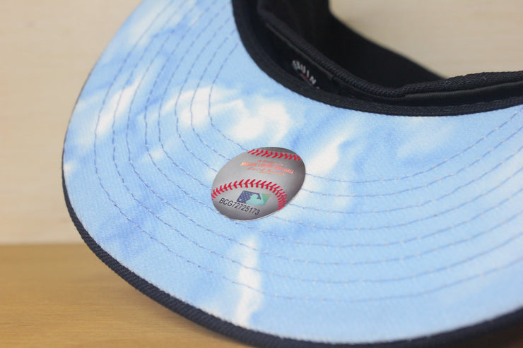 "CHICAGO BULLS 6X NBA CHAMPS AIR JORDAN I ""ROOKIE OF THE YEAR"" NEW ERA HAT"