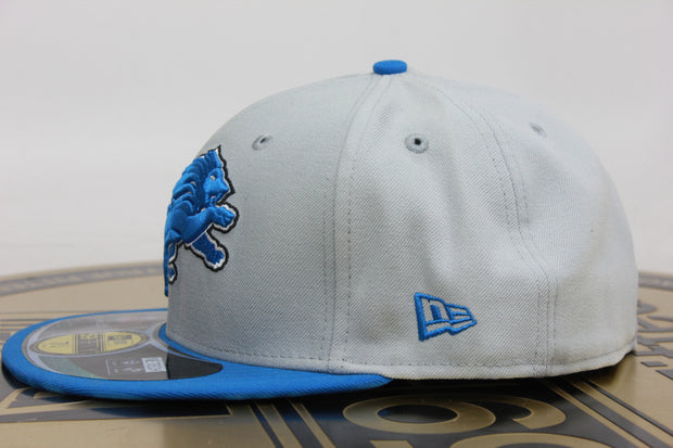 DETROIT LIONS NFL NEW ERA 59FIFTY FITTED HAT