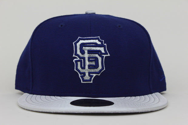 SAN FRANCISCO GIANTS 2 TONE COLORWAY NEW ERA 59FIFTY FITTED HAT