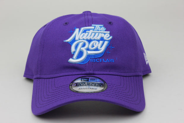 THE NATURE BOY RIC FLAIR WWE NEW ERA 9TWENTY ADJUSTABLE DAD HAT