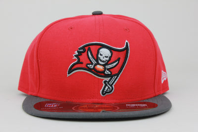 TAMPA BAY BUCCANEERS NEW ERA 59FIFTY FITTED HAT