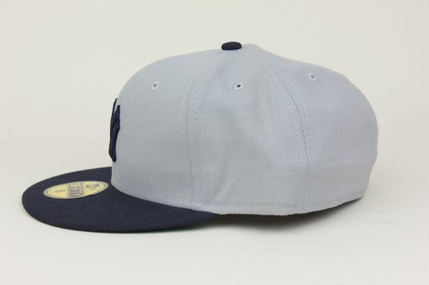 NEW YORK YANKEES 2 TONE NEW ERA 59FIFTY FITTED HAT