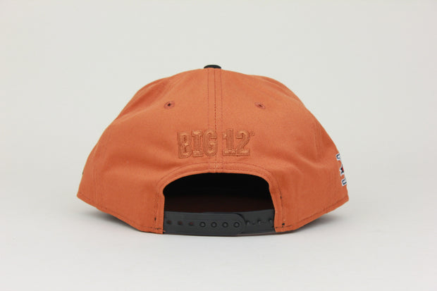 TEXAS LONGHORNS XII BIG 12 CONFERENCE NEW ERA 9FIFTY SNAPBACK HAT
