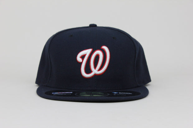 WASHINGTON NATIONALS COOL BASE NEW ERA 59FIFTY FITTED HAT