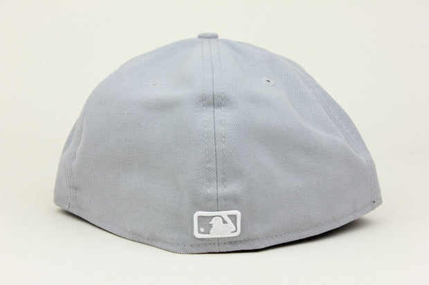 NEW YORK YANKEES LIGHT GRAY AIR JORDAN 3 COOL GREY MATCHING NEW ERA 59FIFTY FITTED HAT