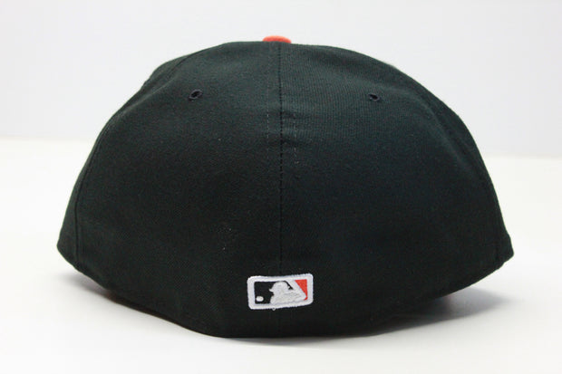 BALTIMORE ORIOLES 2-TONE ON-FIELD NEW ERA 59FIFTY FITTED CAP