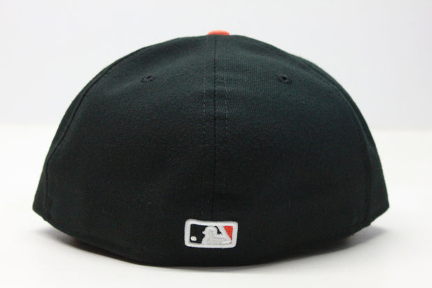 BALTIMORE ORIOLES O'S 2-TONE ON-FIELD NEW ERA 59FIFTY FITTED CAP