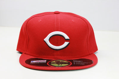 CINCINNATI REDS CLASSIC NEW ERA 59FIFTY FITTED HAT