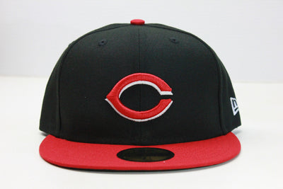 CINCINNATI REDS BRED 2 TONE NEW ERA 59FIFTY FITTED HAT