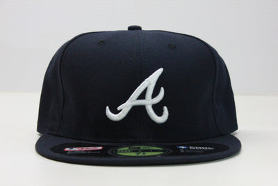 ATLANTA BRAVES ON-FIELD NEW ERA 59FIFTY FITTED HAT