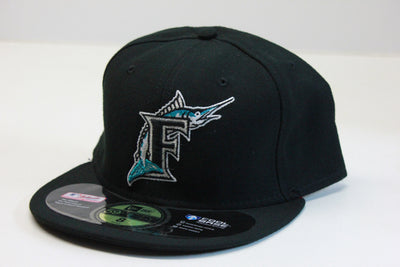 FLORIDA MARLINS CLASSIC NEW ERA 59FIFTY FITTED CAP