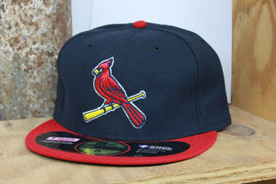 ST. LOUIS CARDINALS CLASSIC ON-FIELD MLB NEW ERA 59FIFTY FITTED CAP