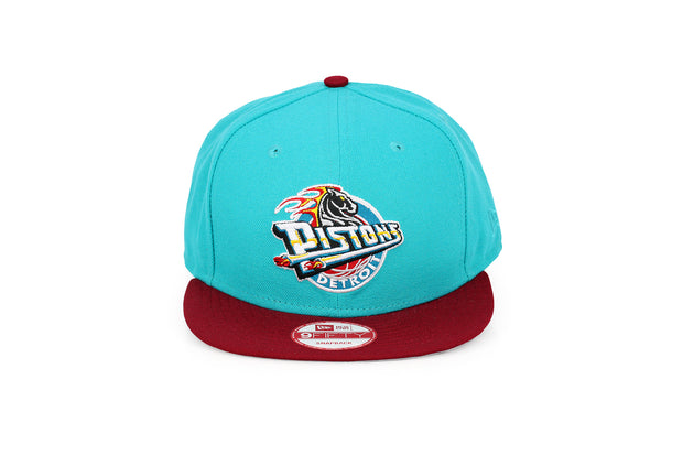 DETROIT PISTONS FILAMENT / RUSSET SUNSET NEW ERA 9FIFTY SNAPBACK HAT