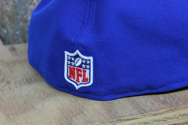 NEW YORK GIANTS ONFIELD NFL NEW ERA 59FIFTY FITTED HAT