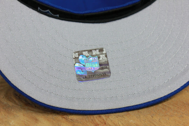 NEW YORK GIANTS NY PIN NFL NEW ERA 59FIFTY FITTED HAT