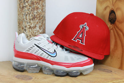 ANAHEIM ANGELS CLASSIC MLB NEW ERA 59FIFTY FITTED CAP