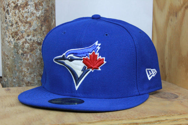 TORONTO BLUE JAYS CLASSIC MLB NEW ERA 59FIFTY FITTED HAT