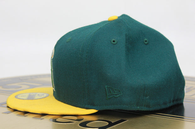LOS ANGELES ANGELS A'S COLORWAY NEW ERA 59FIFTY FITTED HAT