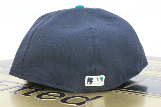 SEATTLE MARINERS CLASSIC 2 TONE NEW ERA 59FIFTY FITTED HAT
