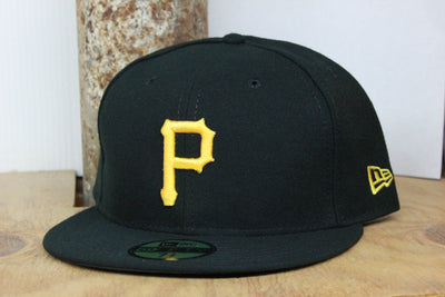 PITTSBURGH PIRATES CLASSIC P NEW ERA 59FIFTY FITTED HAT