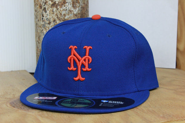 NEW YORK METS ON-FIELD NEW ERA 59FIFTY FITTED CAP