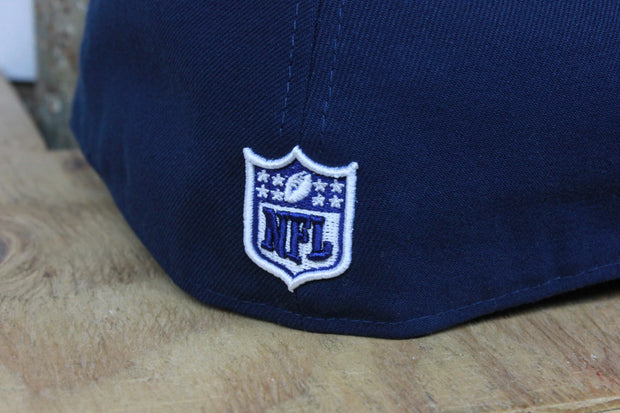 DALLAS COWBOYS NFL TEAM HEADWEAR NEW ERA 59FIFTY FITTED CAP