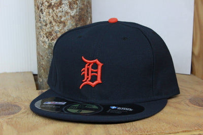 DETROIT TIGERS ON-FIELD NEW ERA 59FIFTY FITTED CAP