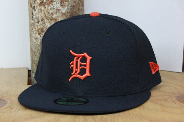 DETROIT TIGERS CLASSIC NEW ERA 59FIFTY FITTED CAP