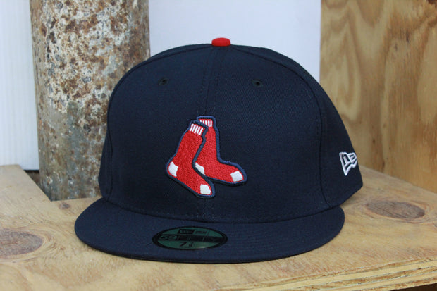 BOSTON RED SOX NE FLAG NEW ERA 59FIFTY FITTED CAP