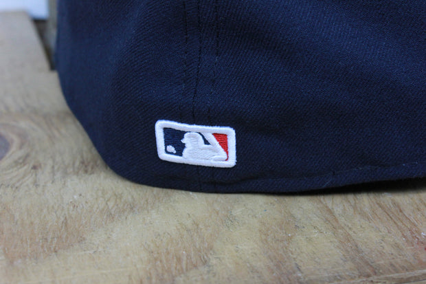 BOSTON RED SOX B LOGO ON-FIELD NEW ERA 59FIFTY FITTED CAP