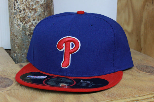 PHILADELPHIA PHILLIES 2 TONE NEW ERA FITTED CAP