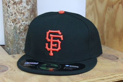 SAN FRANCISCO GIANTS ON-FIELD NEW ERA 59FIFTY FITTED CAP